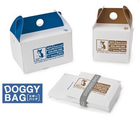 Le Doggy bag : Ottime contro lo spreco , poco salutari per i nostri amici canidi…