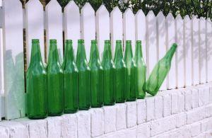 Ancora insufficiente il vetro riciclato