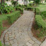 La pavimentazione in giardino